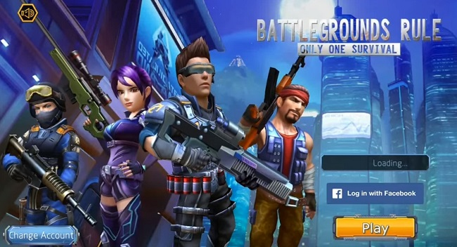 Battlegrounds Rule: Only One Survival мод
