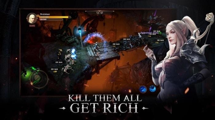 Blade Reborn андроид