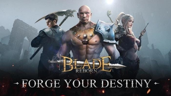 Blade Reborn скачать