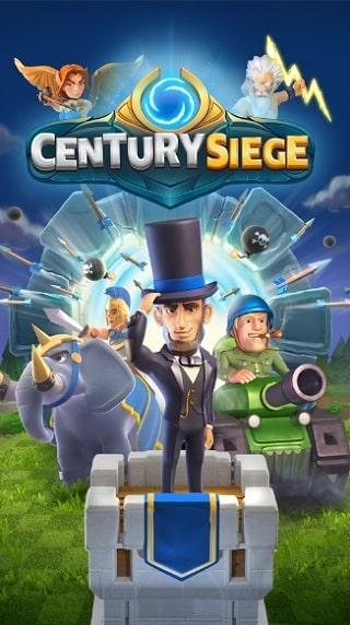 Century Siege андроид