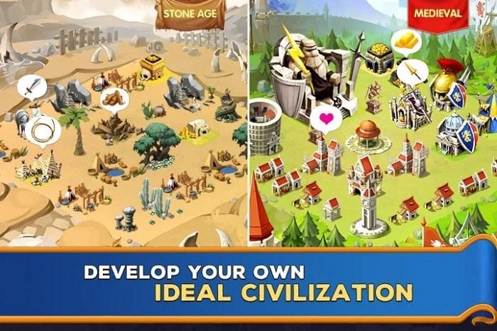 Civilization Era мод