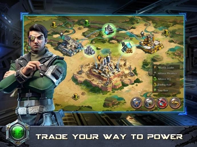 Dino War андроид