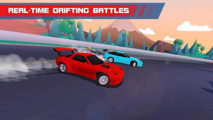 Drift Clash мод