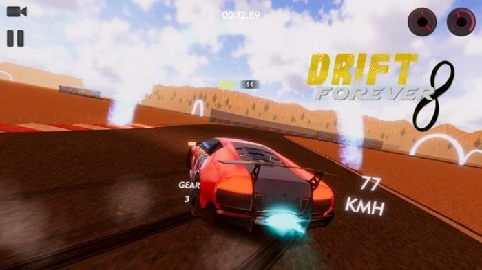 Drift Forever мод