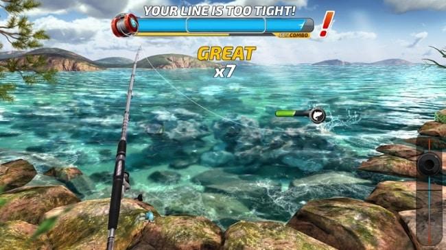 Fishing Clash мод