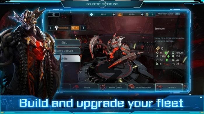 Galactic Frontline андроид