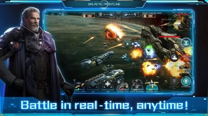 Galactic Frontline мод