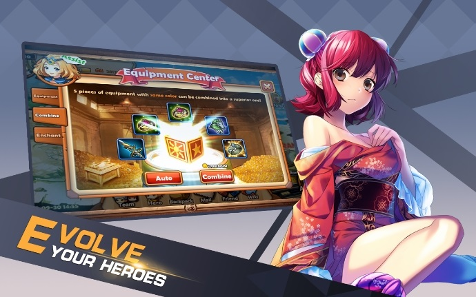 Hero Girls League бесплатно