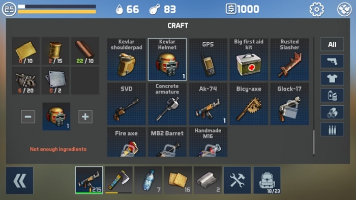 LastCraft Survival читы