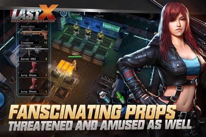 Last X: One Battleground One Survivor андроид