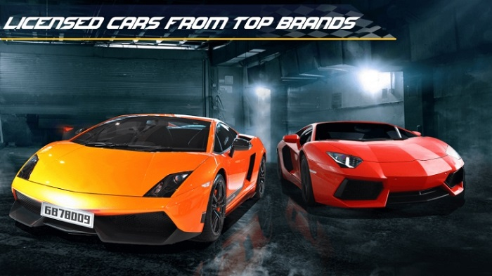 Реальное движение автомобиля мод
