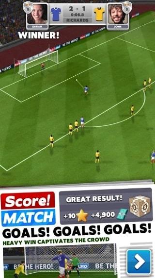 Score! Match андроид
