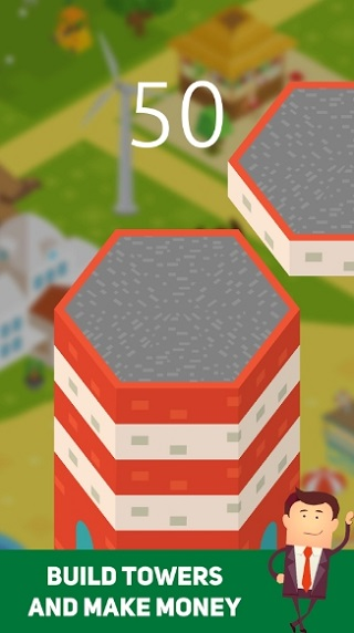 Stack Town мод