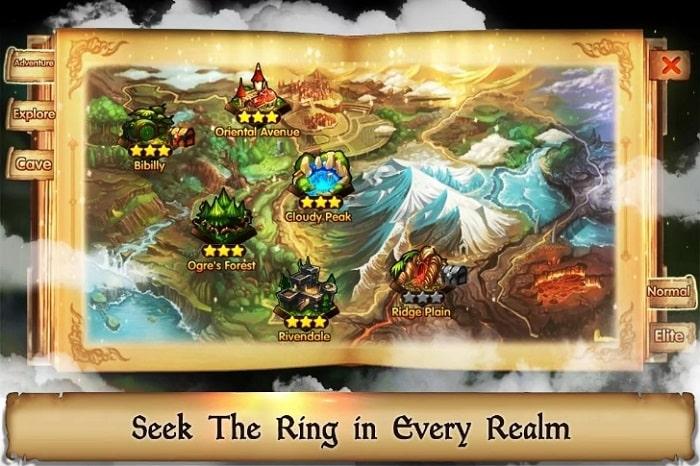 The Ring of Wyvern скачать