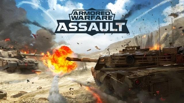 Armored Warfare: Assault деньги