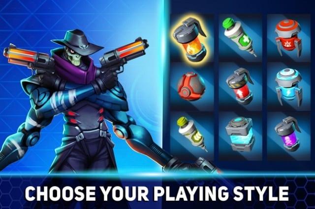 Battle Royale: Ultimate Show читы