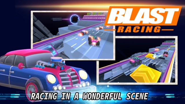 Blast Racing андроид