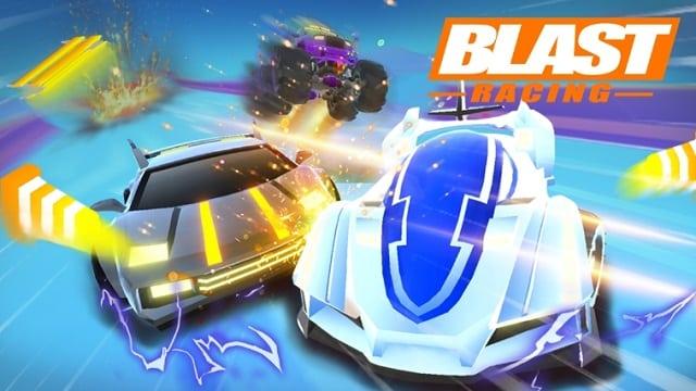 Blast Racing скачать