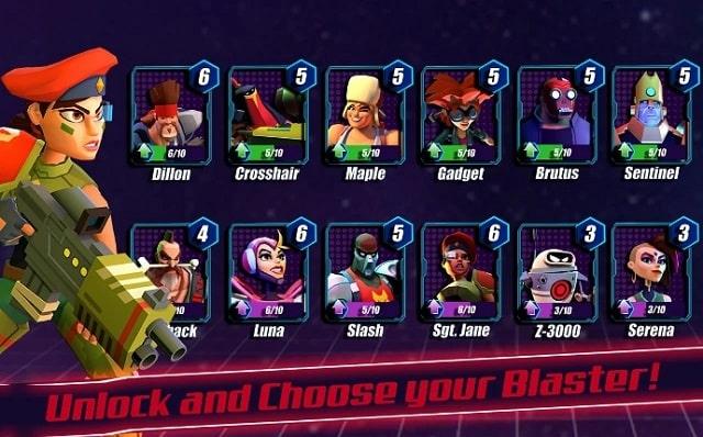 Blast Squad андроид