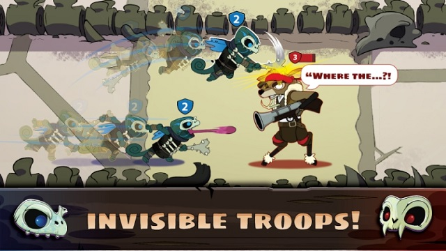 CLAW: Clash of Animal Warriors андроид