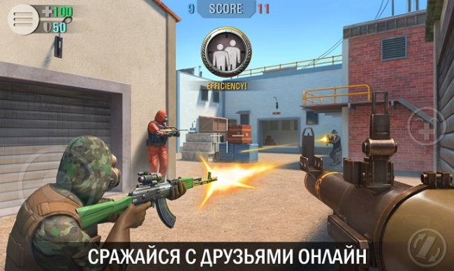Crime Revolt Online Shooter скачать