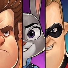 Disney Heroes Battle Mode взлом