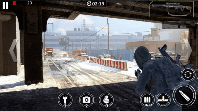 Elite Shooter: Sniper Killer читы