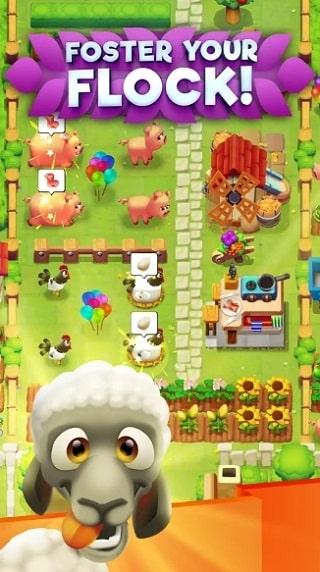 Farm On мод