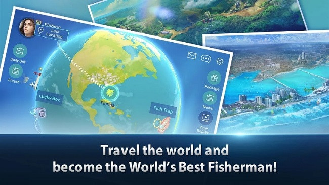 Fishing Strike андроид