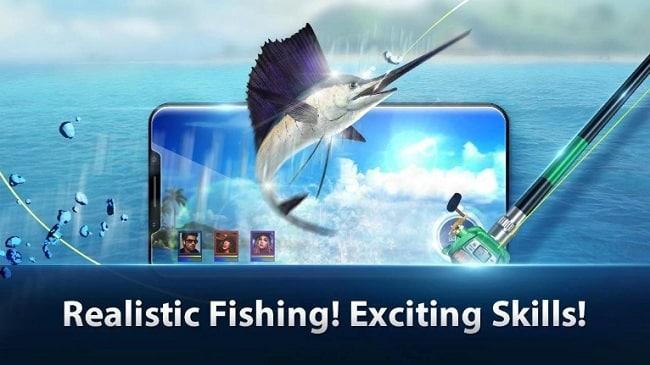 Fishing Strike мод
