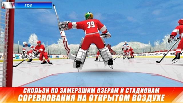 Hockey Nations 18 мод