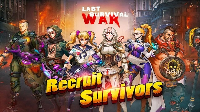 Last Survival War: Apocalypse мод