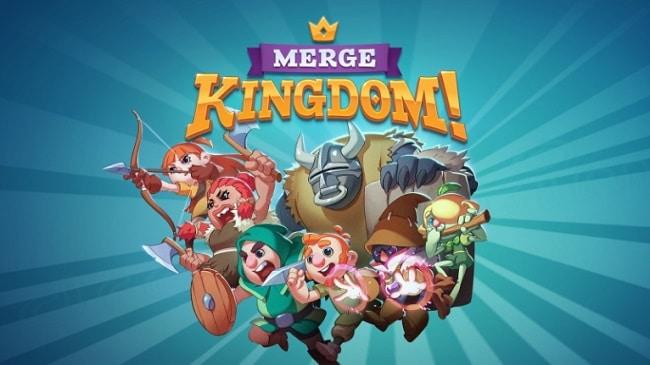 Merge Kingdom мод
