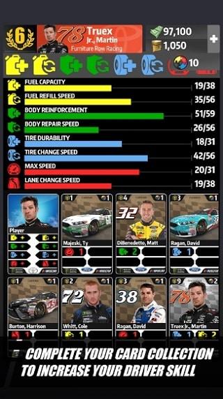 NASCAR Rush андроид