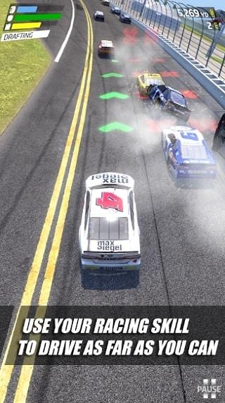 NASCAR Rush мод