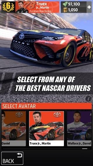 NASCAR Rush скачать