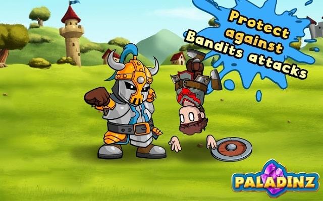 PaladinZ: Champions of Might андроид