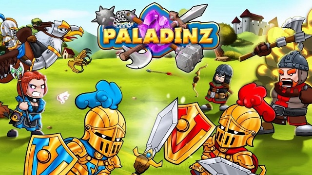 PaladinZ: Champions of Might скачать