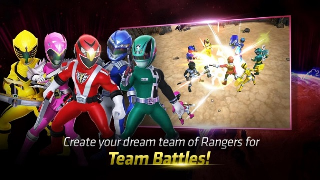 Power Rangers RPG читы