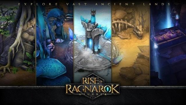 Rise of Ragnarok Asunder андроид