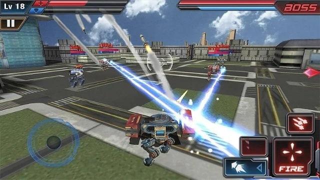 Роботы атакуют 3D читы