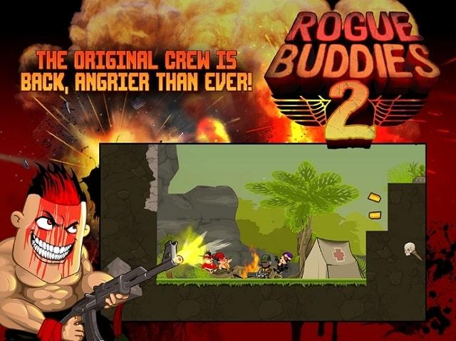 Rogue Buddies 2 бесплатно
