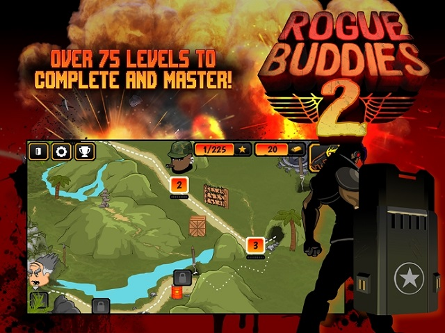 Rogue Buddies 2 мод