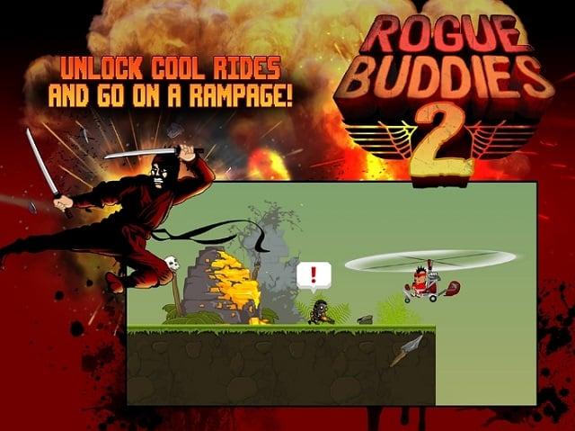 Rogue Buddies 2 скачать