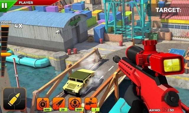 Stickman Battle: Online Shooter 3D читы