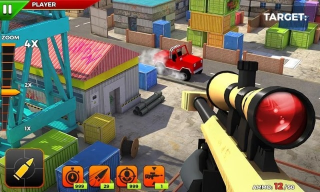 Stickman Battle: Online Shooter 3D мод