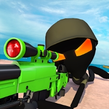 Stickman Battle: Online Shooter 3D взлом