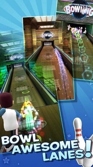 StrikeMaster Bowling на андроид