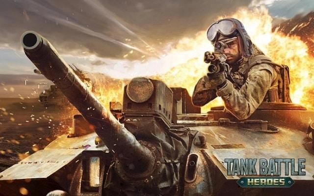 Tank Battle Heroes андроид