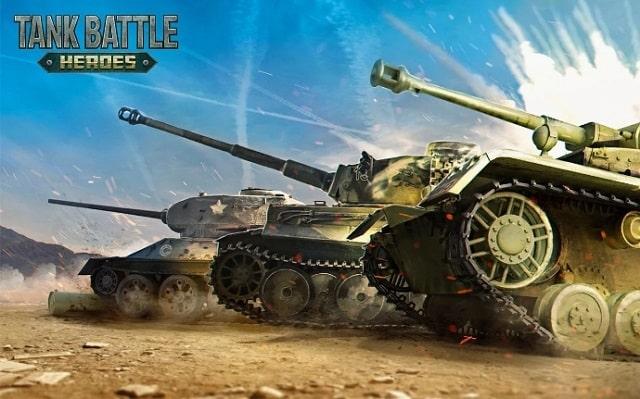 Tank Battle Heroes деньги